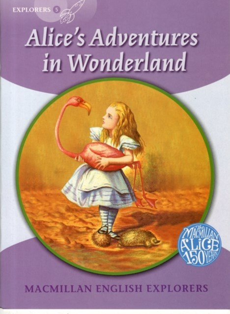 Exp 5: Alice's Adventures in Wonderland