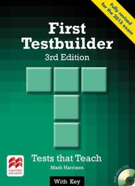 First Testbuilder Student's Book with Key Pack