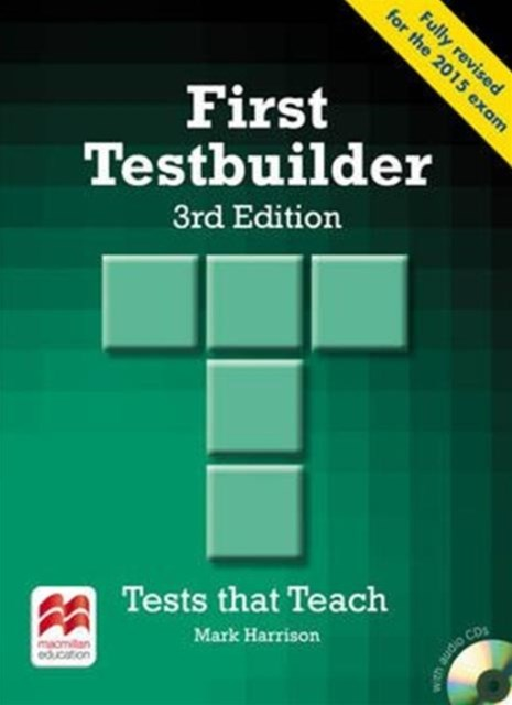 First Testbuilder Student's Book Without Key Pack