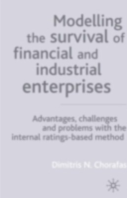 Modelling the Survival of Financial and Industrial Enterprises