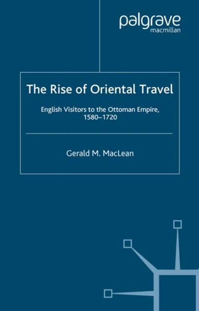 (ebook) Rise of Oriental Travel