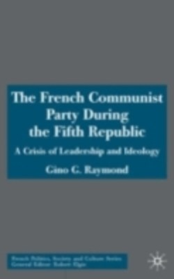 French Communist Party During the Fifth Republic