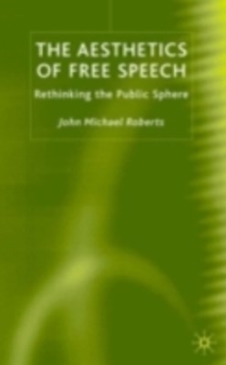 (ebook) Aesthetics of Free Speech