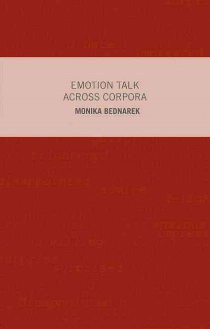 Emotion Talk Across Corpora