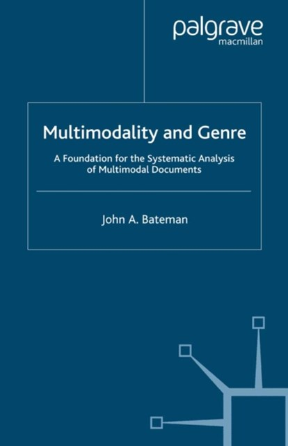 (ebook) Multimodality and Genre