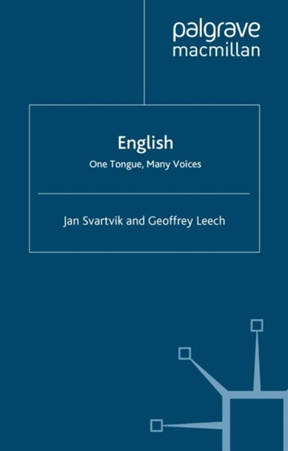 (ebook) English - One Tongue, Many Voices