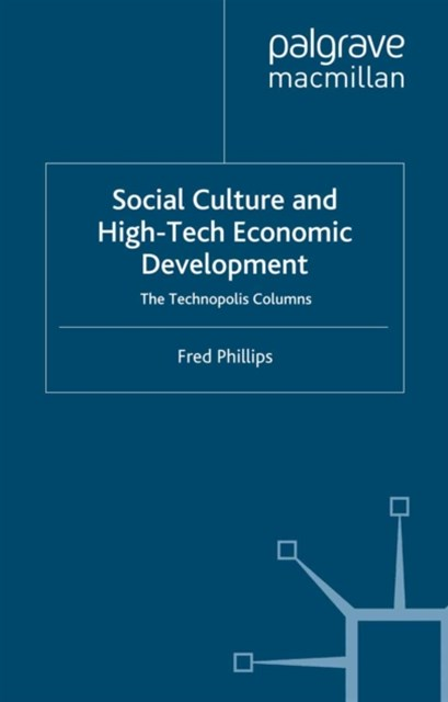 Social Culture and High-Tech Economic Development