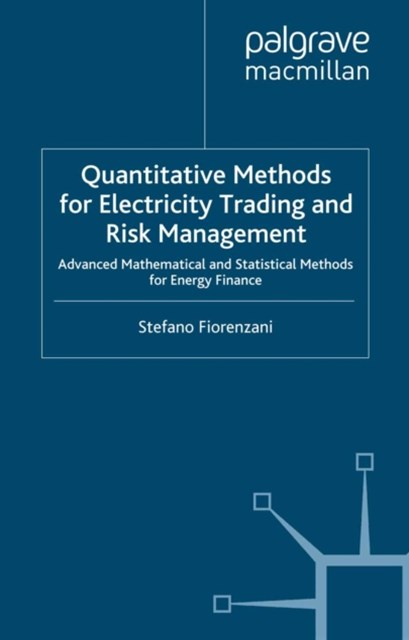 Quantitative Methods for Electricity Trading and Risk Management