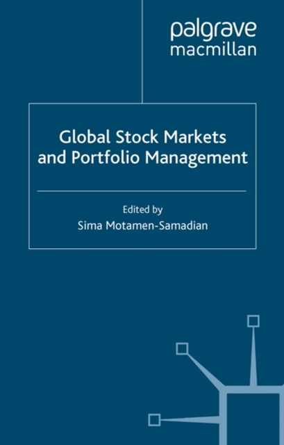 Global Stock Markets and Portfolio Management