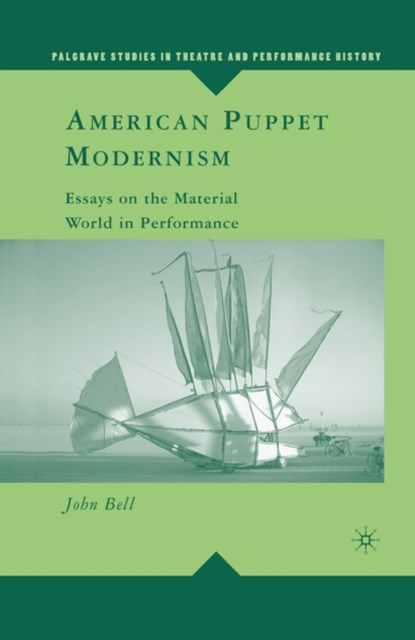 (ebook) American Puppet Modernism