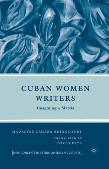 Cuban Women Writers