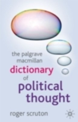 Palgrave Macmillan Dictionary of Political Thought