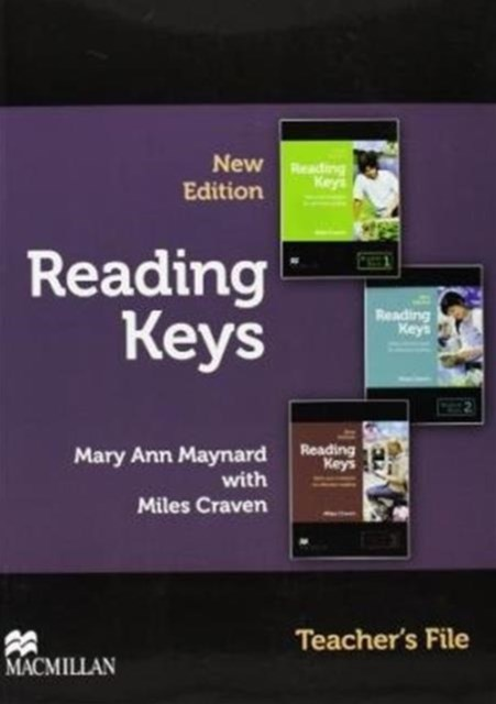 Reading Keys New Edition Teacher's File Pack