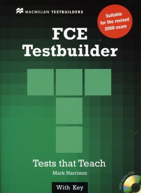 New FCE Testbuilder Student Book + Key Pack