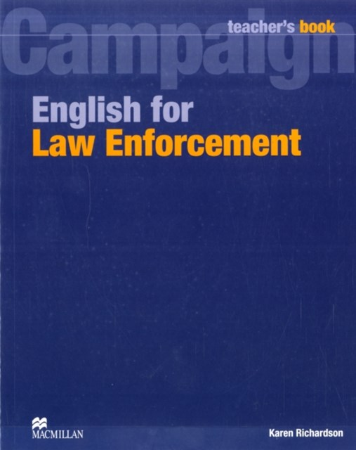 English for Law Enforcement