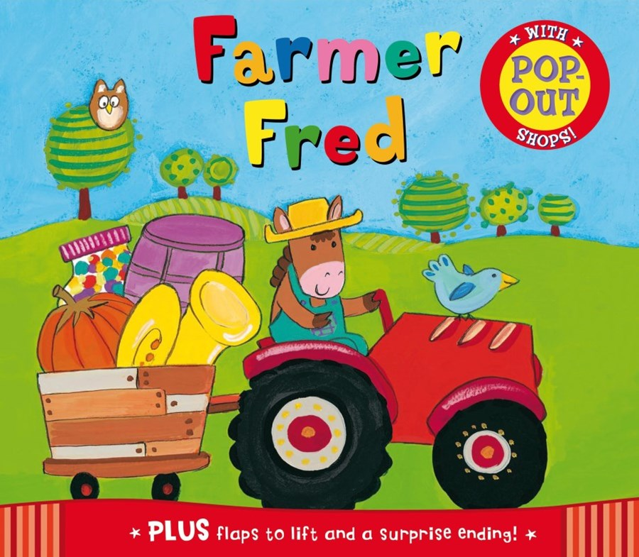 Peep-Through Pop-Ups Farmer Fred