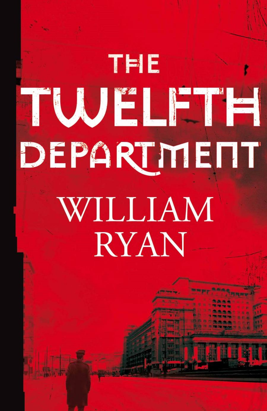 The Twelfth Department: A Captain Korolev Novel 3