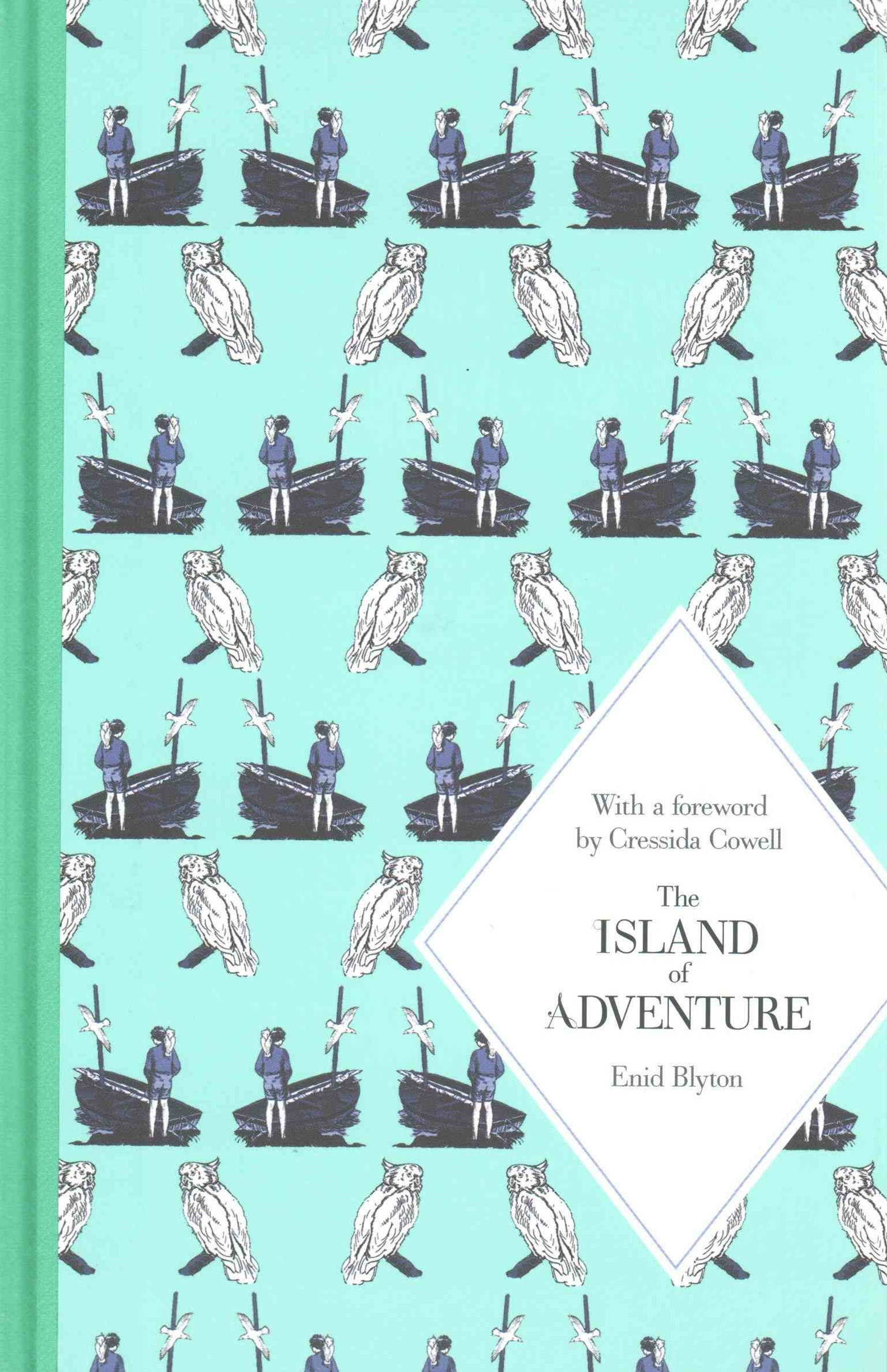 The Island of Adventure: Macmillan Classics Edition
