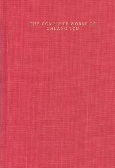 Complete Works of Chuang Tzu