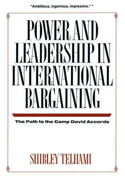 Power and Leadership in International Bargaining