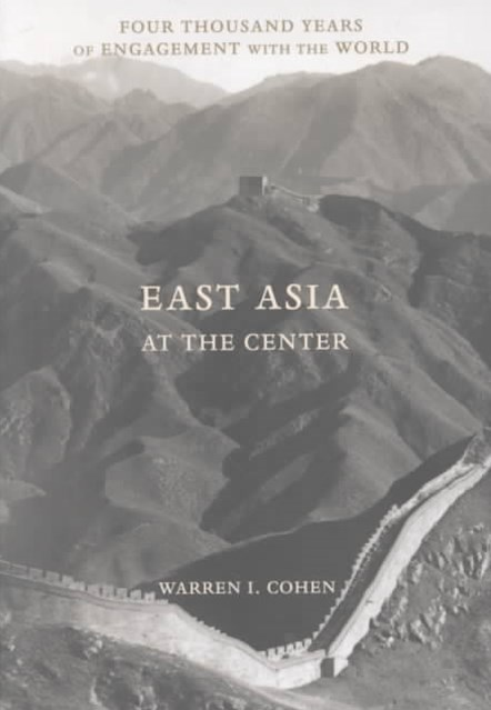 East Asia at the Center