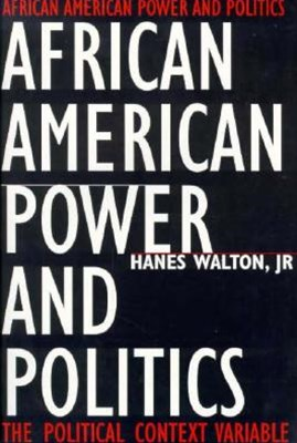 African American Power and Politics