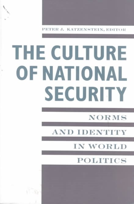 Culture of National Security