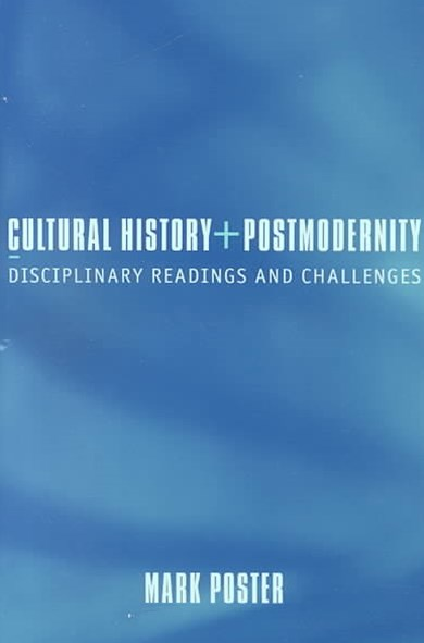 Cultural History and Postmodernity
