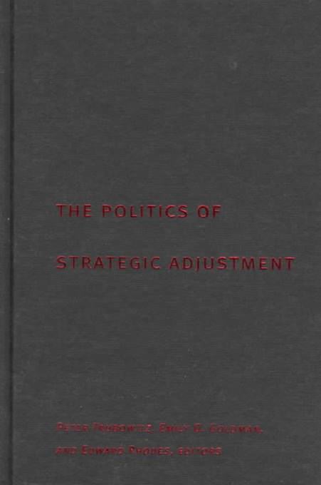 The Politics of Strategic Adjustment