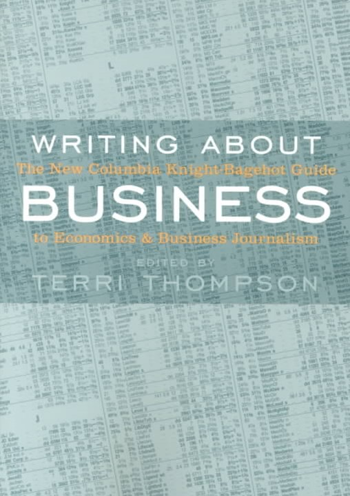 Writing about Business