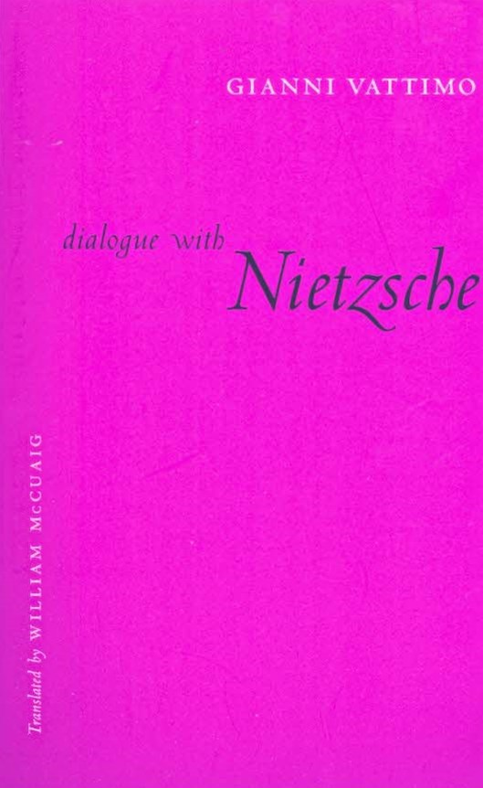 Dialogue with Nietzsche