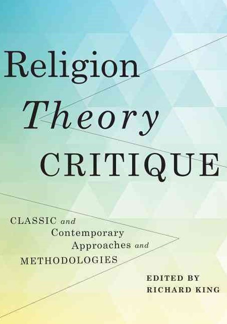 Religion, Theory, Critique