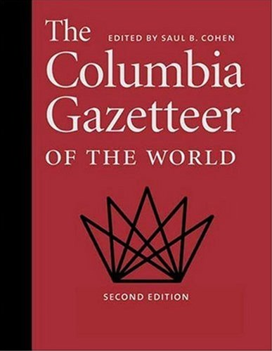 Columbia Gazetteer of the World