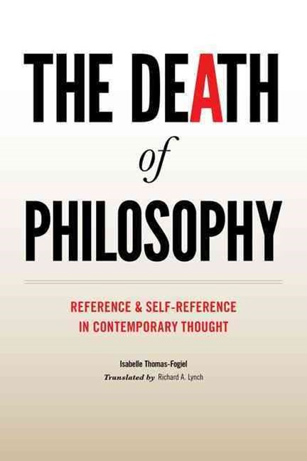 Death of Philosophy