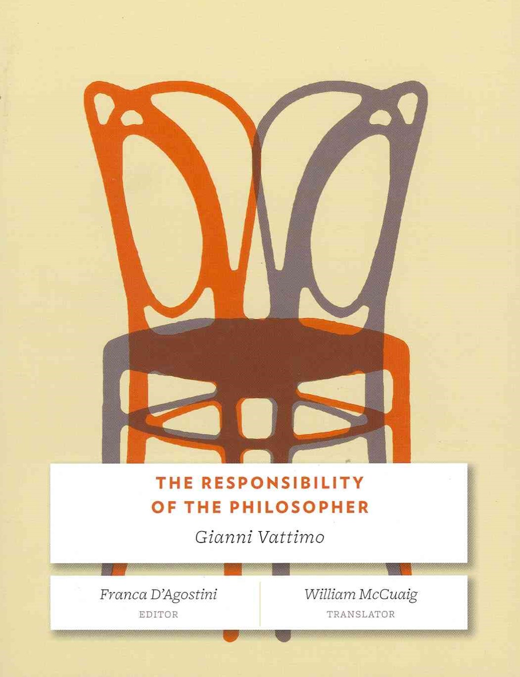 Responsibility of the Philosopher