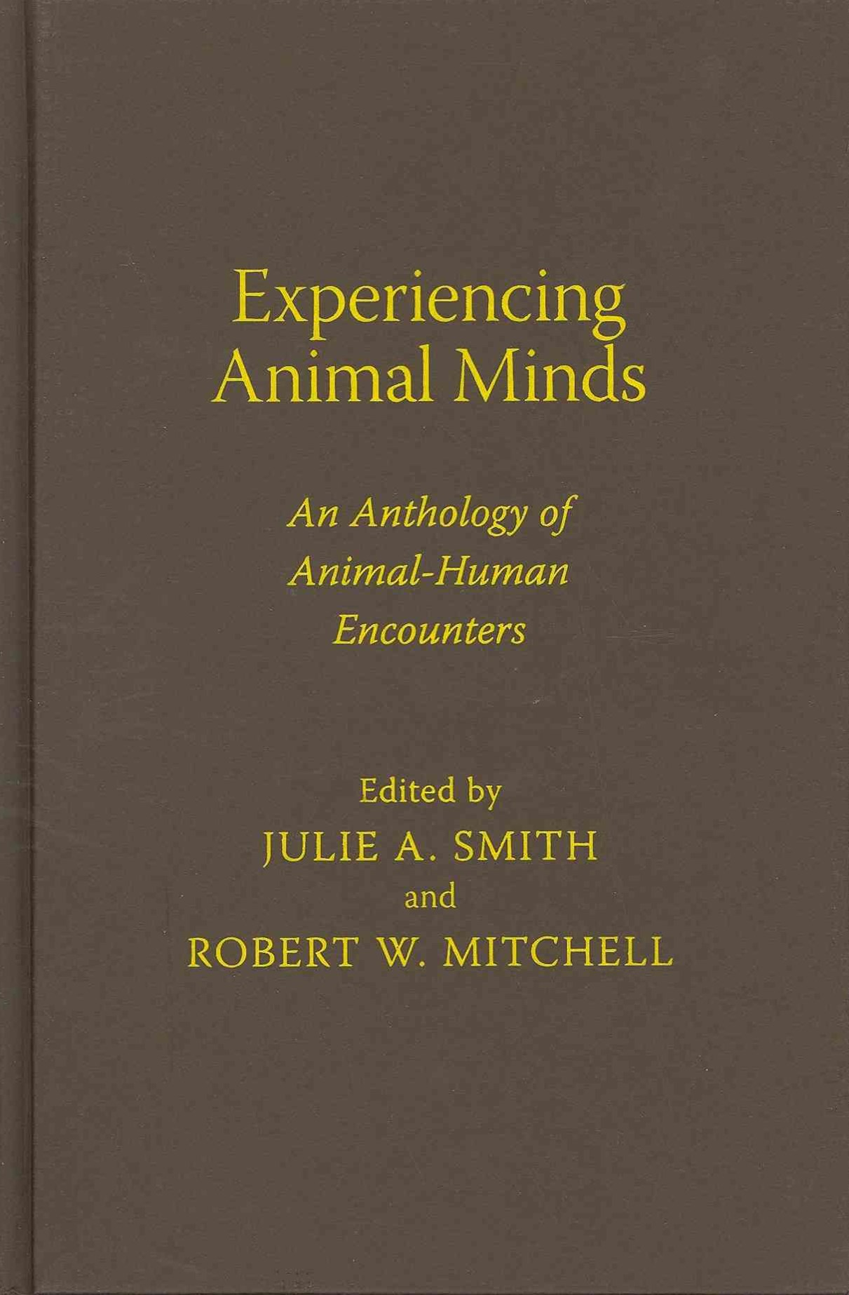 Experiencing Animal Minds