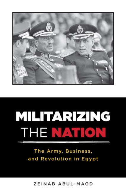 (ebook) Militarizing the Nation