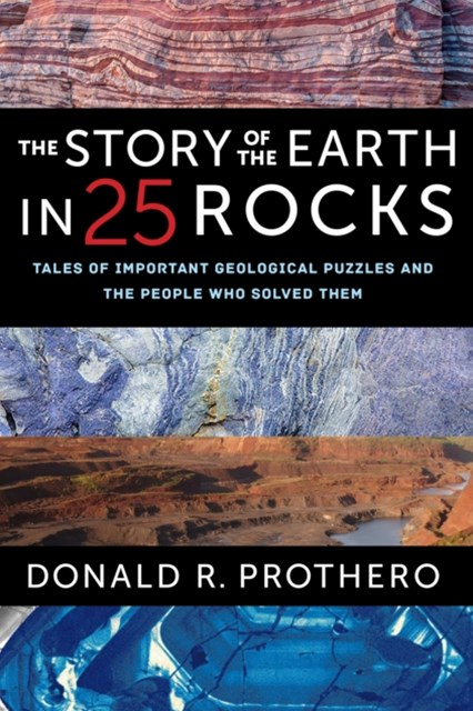 (ebook) Story of the Earth in 25 Rocks