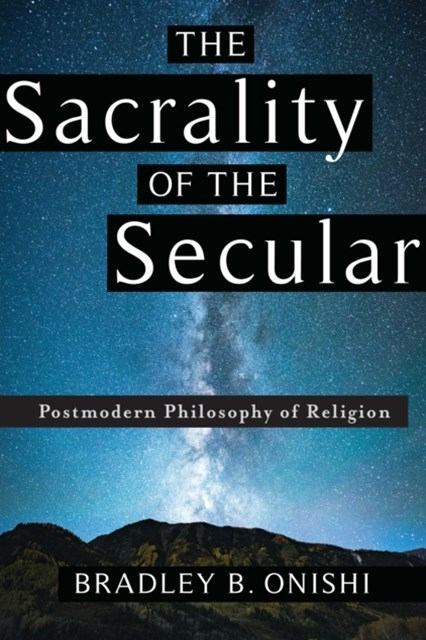 Sacrality of the Secular