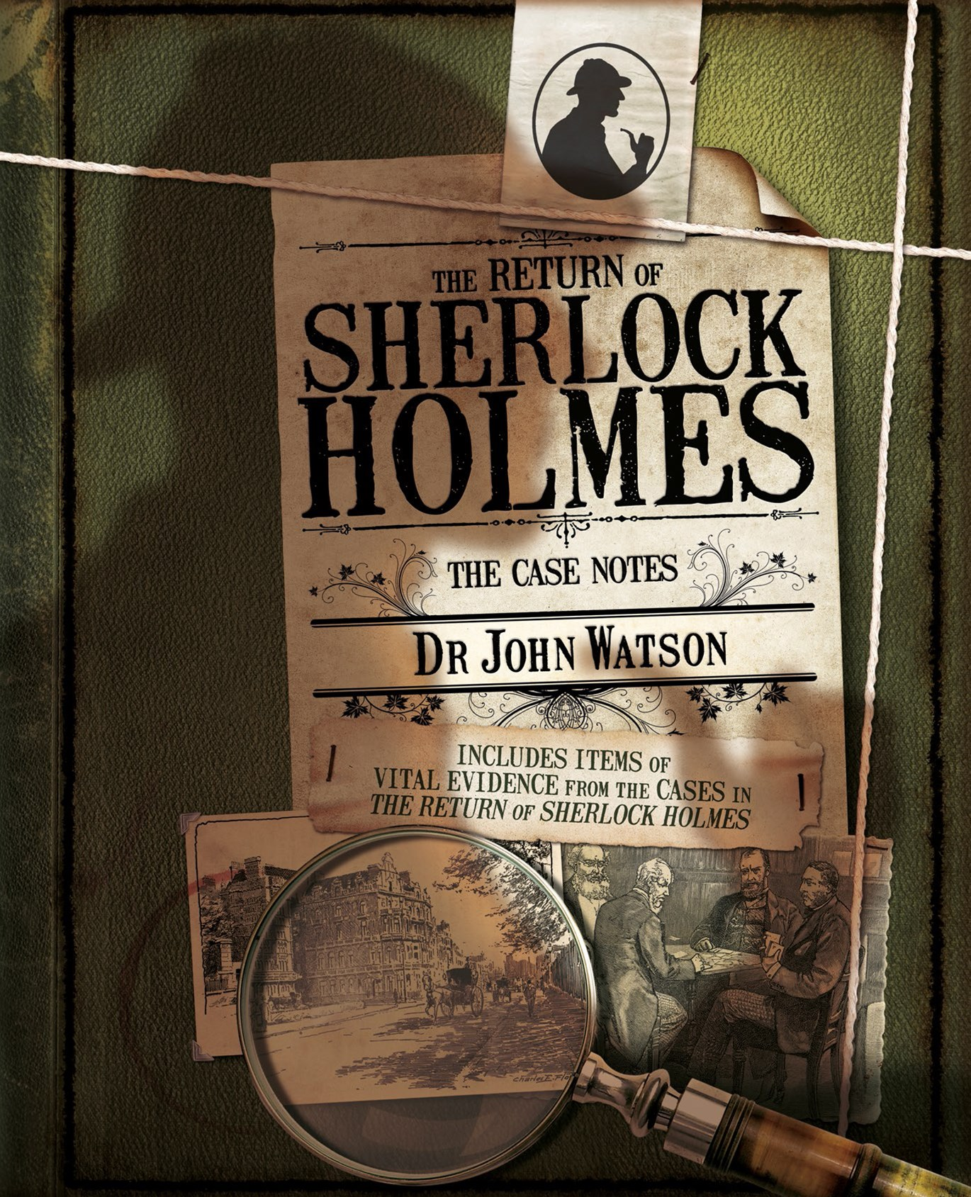Return of Sherlock Holmes: The Case Notes