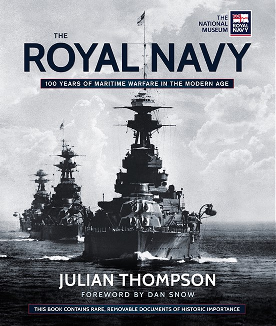 The Royal Navy: 100 Years of Maritime Wa