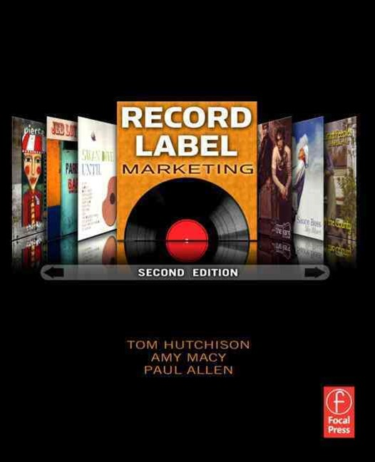 Record Label Marketing