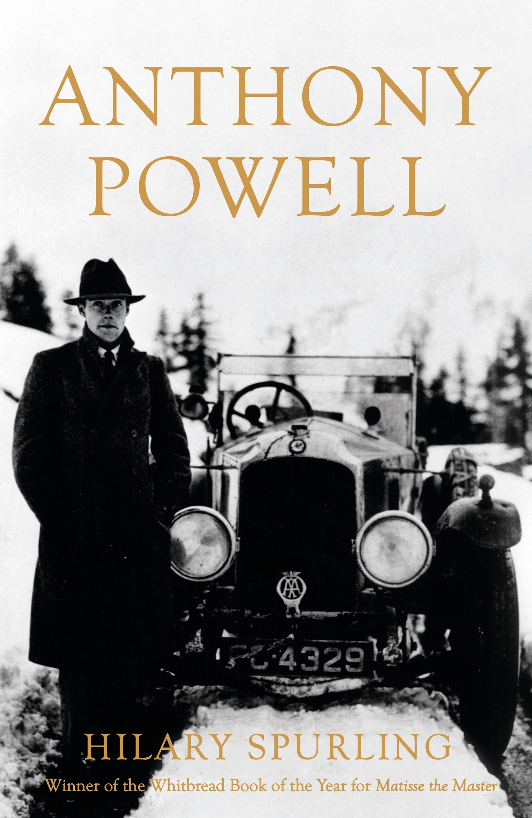 Anthony Powell:Dancing to the Music of Time