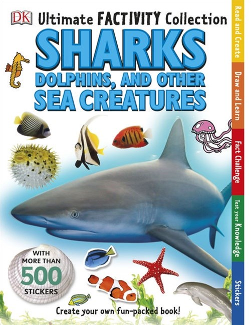 Sharks, Dolphins and Other Sea Creatures