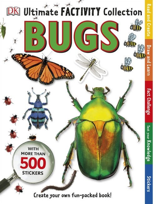 Bugs: Ultimate Factivity Collection