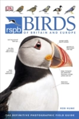 (ebook) RSPB Birds of Britain and Europe