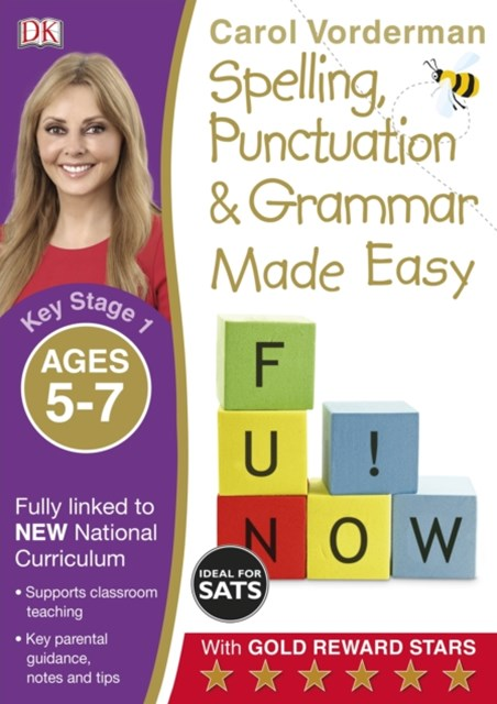 Made Easy Spelling, Punctuation and Grammar - KS1