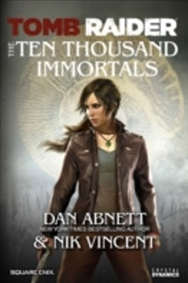 (ebook) Tomb Raider The Ten Thousand Immortals