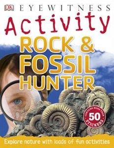 DK Eyewitness Activity: Rock and Fossil Hunter