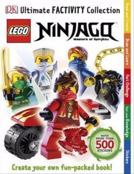 LEGO Ninjago: Ultimate Factivity Collection
